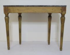 Louis XVI Style Demilune Console Table - 1910232