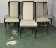 Louis XVI Style Dining Chairs - 1132754
