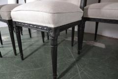 Louis XVI Style Dining Chairs - 1132757