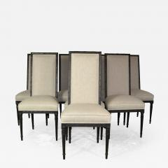Louis XVI Style Dining Chairs - 1133384