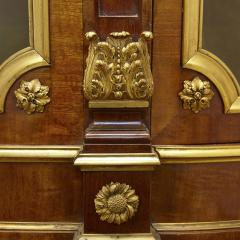 Louis XVI style satinwood vitrine with Neoclassical ormolu mounts - 1942670