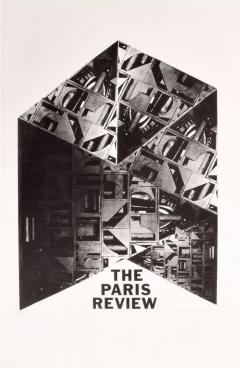 Louise Nevelson Large Louise Nevelson Paris Review Lithograph Signed - 459466