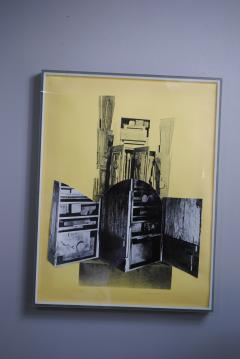 Louise Nevelson Louise Nevelson Signed and Numbered Screen Print - 1195110