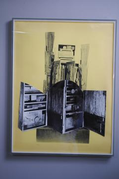 Louise Nevelson Louise Nevelson Signed and Numbered Screen Print - 1195114