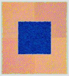 Louise P Sloane Blue Center - 2077236