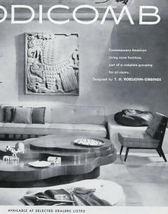 Lounge Chair by T H Robsjohn Gibbings for Widdicomb - 1549743