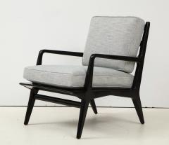 Lounge chair and ottoman Carlo di Carli for M Singer Sons - 1508118