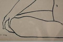 Lounging Nude by Jerry ODay 3 - 1204849