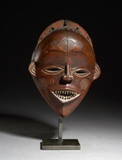Lovale People Zambia Female Mask Mwana Pwevo  - 1972005