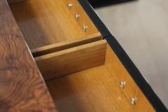Low Bauhaus Sideboard Walnut ca 1930 - 691062