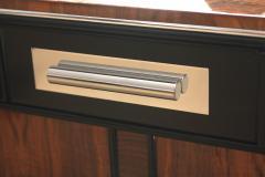 Low Bauhaus Sideboard Walnut ca 1930 - 691066