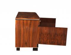 Low Bauhaus Sideboard Walnut ca 1930 - 693622