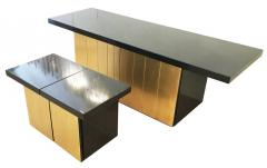 Luciano Frigerio Console Cabinet Set Italy 1960s - 659226