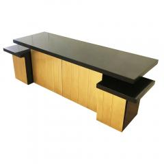 Luciano Frigerio Console Cabinet Set Italy 1960s - 659227