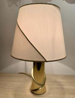 Luciano Frigerio Pair of 1980s Italian Luciano Frigerio Bronze Lamps - 1625996
