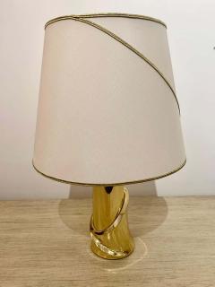 Luciano Frigerio Pair of 1980s Italian Luciano Frigerio Bronze Lamps - 1626000