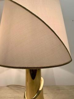 Luciano Frigerio Pair of 1980s Italian Luciano Frigerio Bronze Lamps - 1626003
