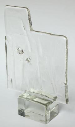 Luciano Gaspari Luciano Gaspari Glass Sculpture - 872520