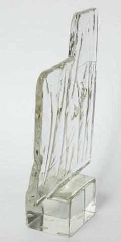 Luciano Gaspari Luciano Gaspari Glass Sculpture - 872521