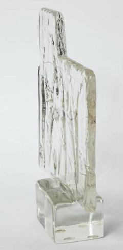 Luciano Gaspari Luciano Gaspari Glass Sculpture - 872523