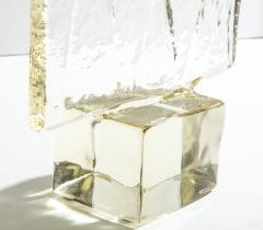 Luciano Gaspari Luciano Gaspari Glass Sculpture for Salviati - 1013749