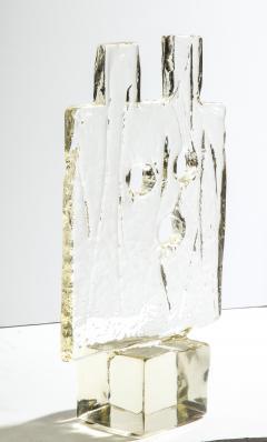 Luciano Gaspari Luciano Gaspari Glass Sculpture for Salviati - 1013751