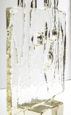 Luciano Gaspari Luciano Gaspari Glass Sculpture for Salviati - 1013752