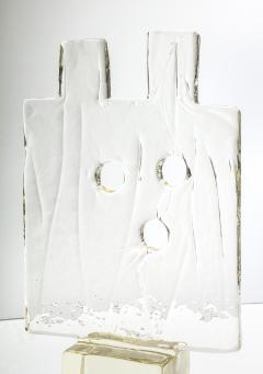 Luciano Gaspari Luciano Gaspari Glass Sculpture for Salviati - 1013753