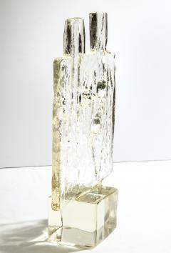 Luciano Gaspari Luciano Gaspari Glass Sculpture for Salviati - 1013754