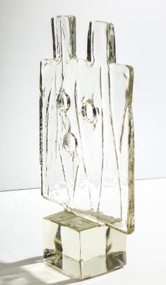 Luciano Gaspari Luciano Gaspari Glass Sculpture for Salviati - 1013755