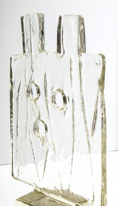 Luciano Gaspari Luciano Gaspari Glass Sculpture for Salviati - 1013756