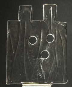 Luciano Gaspari Luciano Gaspari Glass Sculpture for Salviati - 1013759
