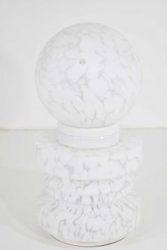 Luciano Vistosi Vistosi Cumulus Murano Glass Totem Lamp - 1147317