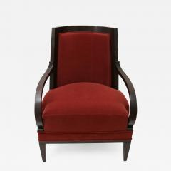 Lucien Rollin Lucien Rollin Collection Art Deco Armchair By The William  Switzer Showroom   526009