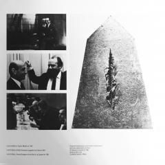 Lucio Fontana Lucio Fontana Big Photography Italy circa 1962 - 1182288