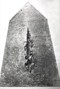 Lucio Fontana Lucio Fontana Big Photography Italy circa 1962 - 1182331