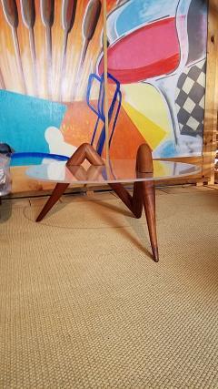 Lucite Coffee Table Carlsbad Studio 1970s - 2071897