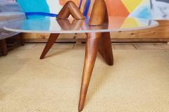 Lucite Coffee Table Carlsbad Studio 1970s - 2071905