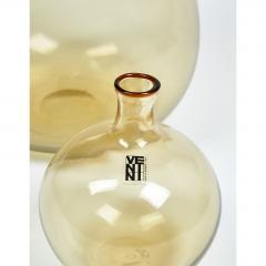 Ludovico Diaz de Santillana Coletti Flask In Blown Glass by Ludovico De Santilana for Venini - 320819