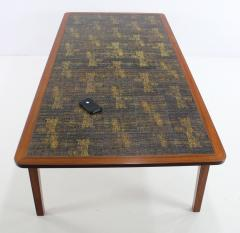 Ludvig Pontoppidan Extraordinary Danish Modern Table Designed by Ludvig Pontoppidan - 362661