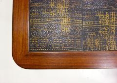 Ludvig Pontoppidan Extraordinary Danish Modern Table Designed by Ludvig Pontoppidan - 362663