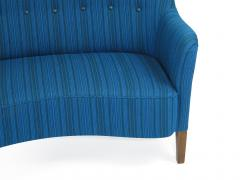 Ludvig Pontoppidan Ludvig Pontoppidan Danish Settee in New Wool Fabric - 947146