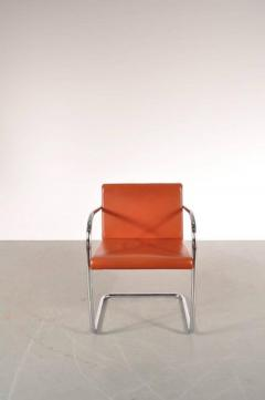 Ludwig Mies Van Der Rohe 1970s Stock of BRNO Chairs by Mies Van Der Rohe for Knoll International USA - 824067