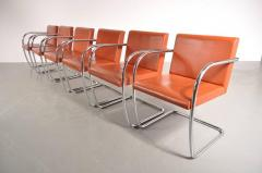 Ludwig Mies Van Der Rohe 1970s Stock of BRNO Chairs by Mies Van Der Rohe for Knoll International USA - 824070