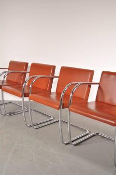 Ludwig Mies Van Der Rohe 1970s Stock of BRNO Chairs by Mies Van Der Rohe for Knoll International USA - 824071
