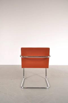 Ludwig Mies Van Der Rohe 1970s Stock of BRNO Chairs by Mies Van Der Rohe for Knoll International USA - 824073
