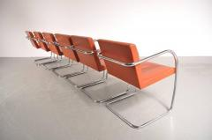 Ludwig Mies Van Der Rohe 1970s Stock of BRNO Chairs by Mies Van Der Rohe for Knoll International USA - 824074