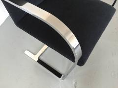 Ludwig Mies Van Der Rohe Brno Chair in Black - 870208