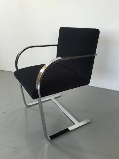 Ludwig Mies Van Der Rohe Brno Chair in Black - 870211
