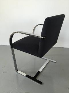 Ludwig Mies Van Der Rohe Brno Chair in Black - 870212